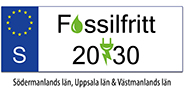 Projektet Fossilfritt 2030 Logotyp
