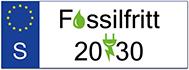 Projektet Fossilfritt 2030 Logo